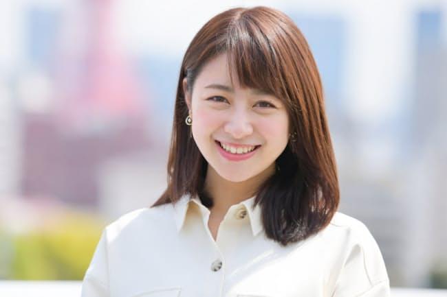テレビ朝日で夕方の報道番組「スーパーJチャンネル」のメインキャスターを務めている林美沙希アナウンサー