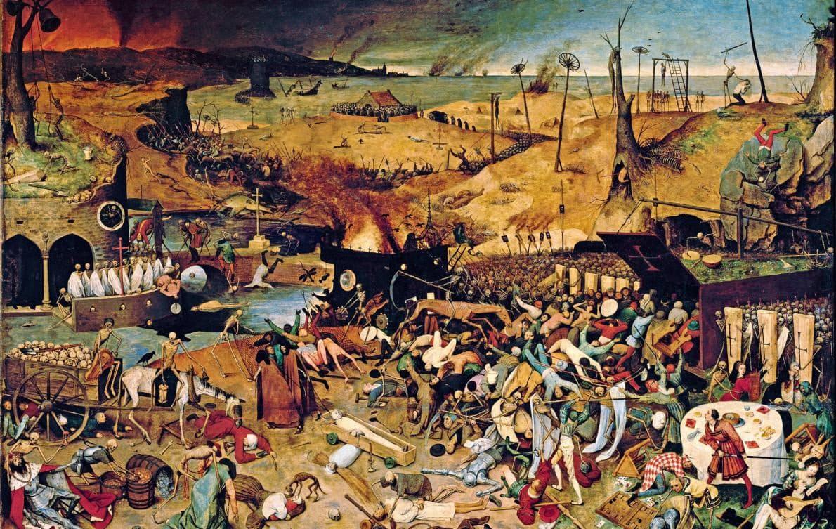 欧州の歴史が大きく変わった 黒死病の後に起きたこと|ナショジオ ...