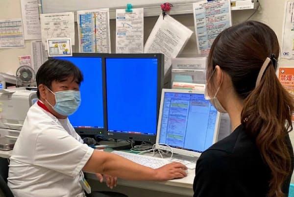 潰瘍性大腸炎は新薬が相次ぎ、治療の選択肢が増えた(大阪府高槻市の大阪医科大学付属病院、同大学提供)