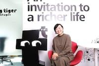 「フライングタイガーコペンハーゲン」を運営するZebra Japan社長の松山恭子さん