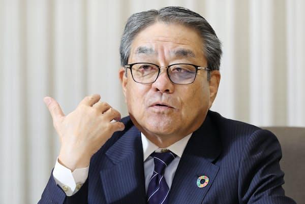 尾堂真一・日本特殊陶業会長