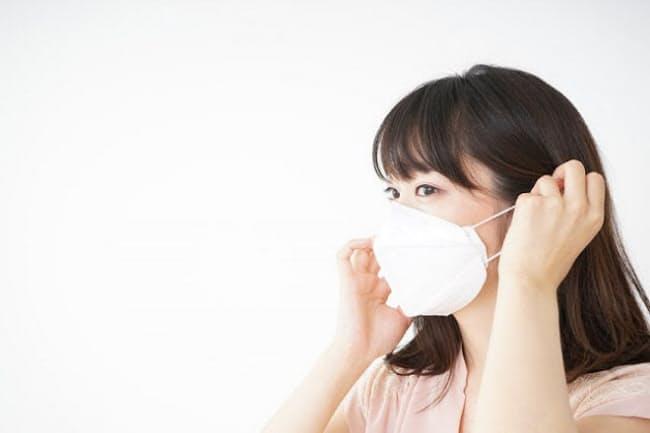 「マスクを着用していても、工夫をすれば熱中症は防げる」と三宅さんは言う。(C)Yusuke Madokoro-123RF