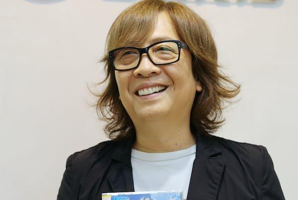 井上俊次氏が参加したロックバンド「レイジー」は1977年にデビューした