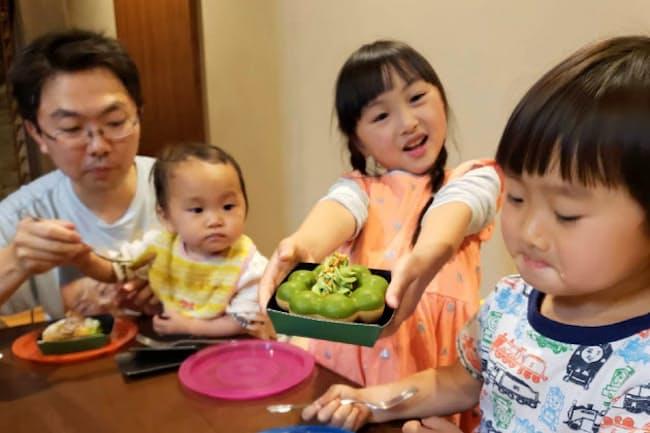 家で子供3人とゆっくり過ごすのは、何ものにも代えがたい貴重な時間