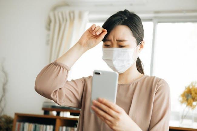 新型コロナが収束するまでという制限付きで規制が緩和されたオンライン診療。何が変わったのだろうか。(写真:PIXTA)