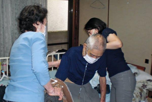 在宅診療で心不全患者をサポートする