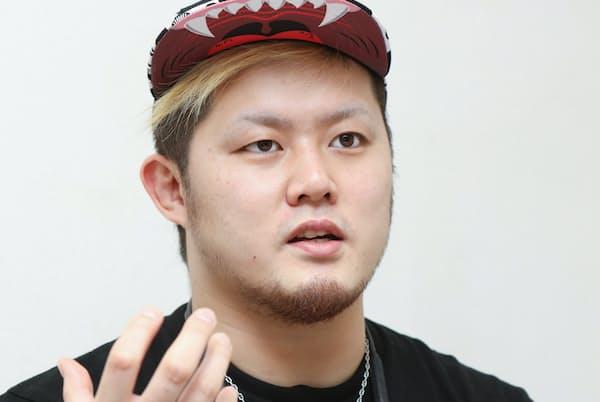 はしもと・だいち 1992年神奈川県出身。2011年デビュー。16年に大日本プロレスに。17年にはBJW認定世界ストロングヘビー級で初のチャンピオンベルトを獲得。入場曲は父と同じ「爆勝宣言」。