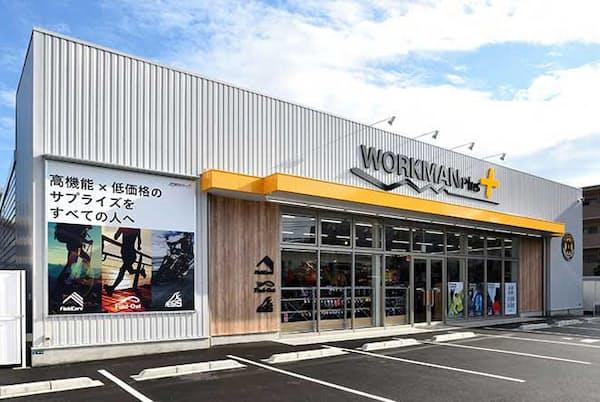 既存店と売り方を変えただけで大ヒットした新業態「ワークマンプラス」。仕掛け人である土屋哲雄専務は、第2、第3のワークマンプラス構想を温めている