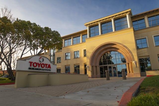 シリコンバレーにあるトヨタ・リサーチ・インスティテュート本社