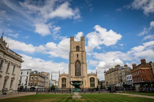 英ケンブリッジ大学は対面授業とオンライン講義を併用する「ハイブリッド型」授業を秋から予定する=Lloyd Mann-University of Cambridge