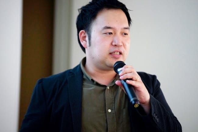 大分大学経済学部講師 碇邦生氏