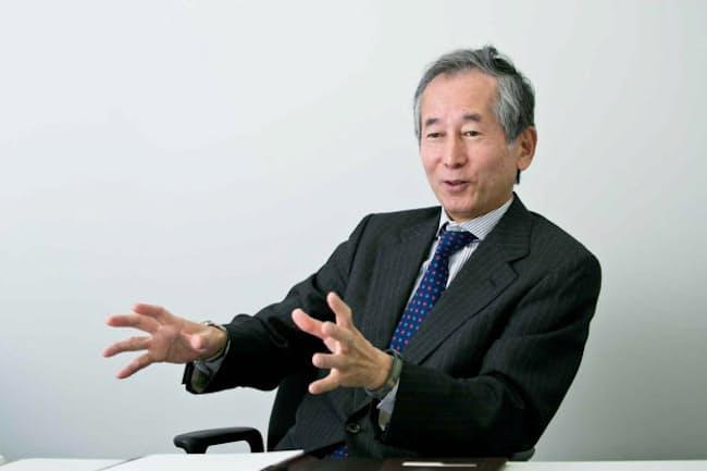 早稲田大学大学院経営管理研究科(ビジネススクール) 内田和成教授