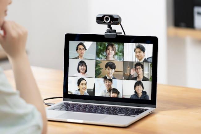オンライン会議では段取りよく進めたい意識が働きやすい。写真はイメージ=PIXTA