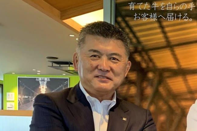 カミチクグループの上村昌志代表