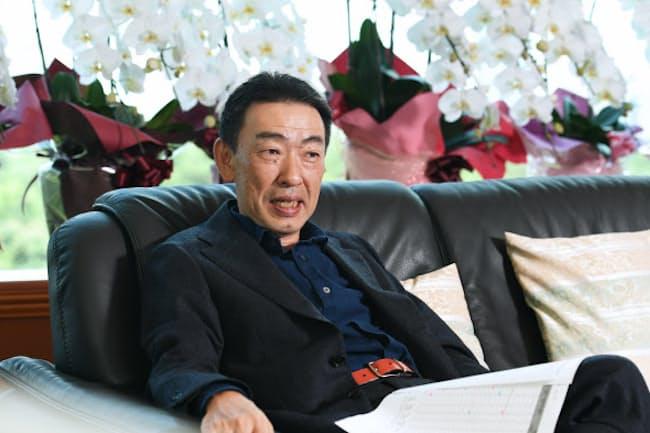 松井証券顧問 松井道夫氏