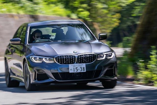 最高出力387PSを誇る3リッター直6ターボを搭載した「BMW M340i xDrive」の実力を確かめた(写真:花村英典、以下同)