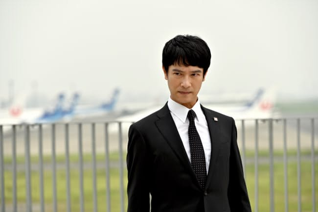 今期ドラマで快進撃を続ける堺雅人さん主演の「半沢直樹」(c)TBS