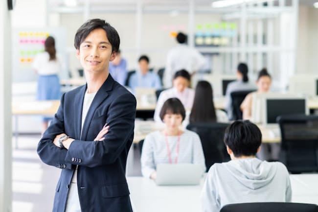 企業に属しながら「腕を貸す」ような働き方も有望に(写真はイメージ =PIXTA)