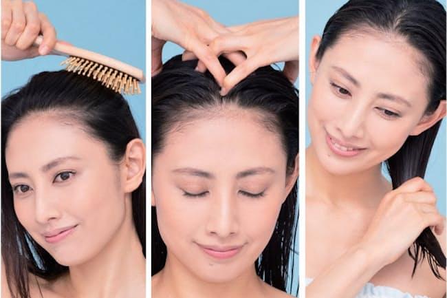 頭皮環境の改善にはシャンプーの見直しが大切