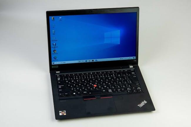 レノボ・ジャパンから新たに登場した「ThinkPad T14s Gen 1 (AMD)」