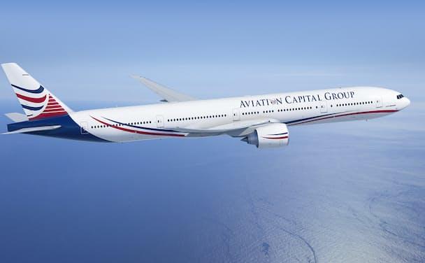 米航空機リース会社を買収して、海外展開を加速する