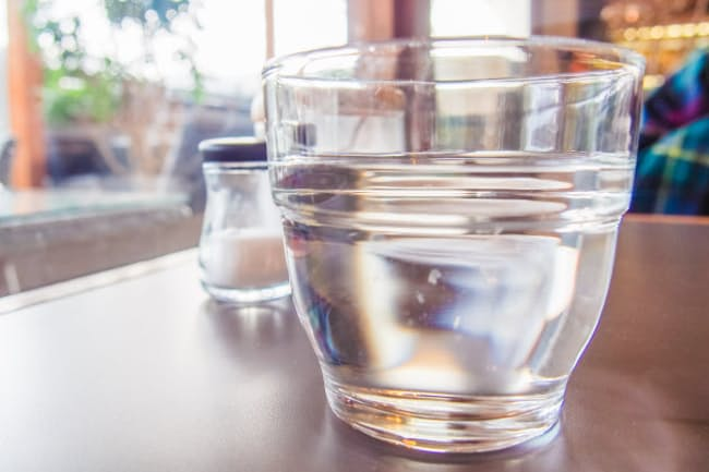 熱中症対策には水分と塩が大切だ
