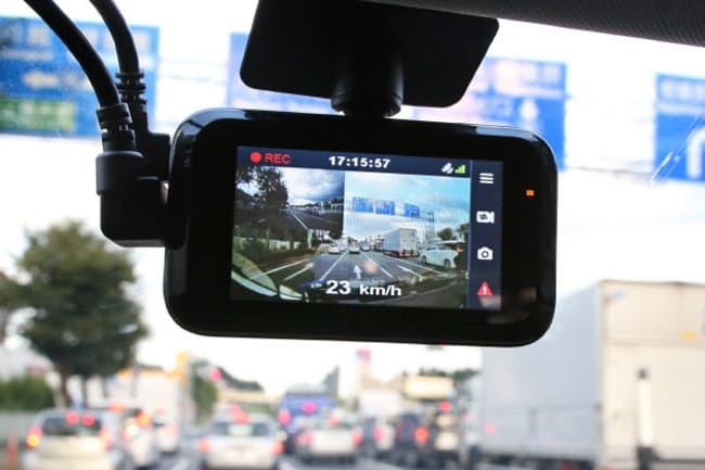 デュアルカメラ 1位 ケンウッド DRV-MR745