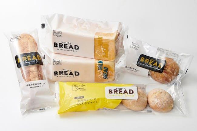 コロナ禍で成長したパン事業。敷島製パンなどのメーカーと協業。リピーターが多いという