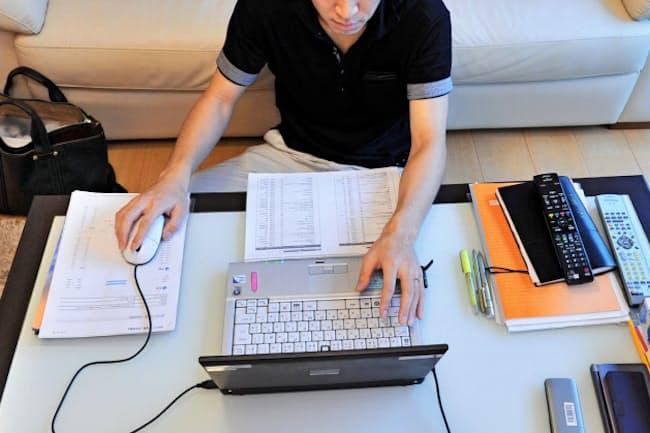 テレワークのしやすさが雇用維持のカギ