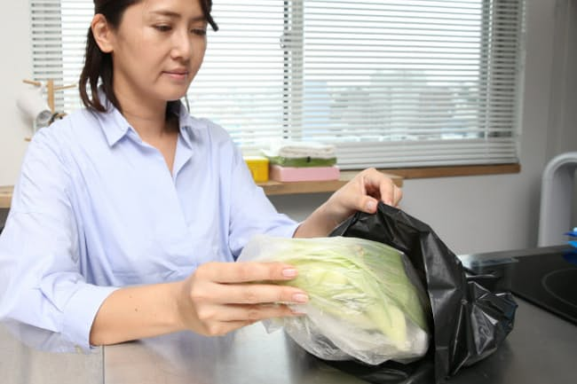1位 消臭バッグで汚物対策