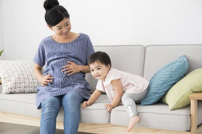 育休中に妊娠したらどうなる?(写真はイメージ=PIXTA)
