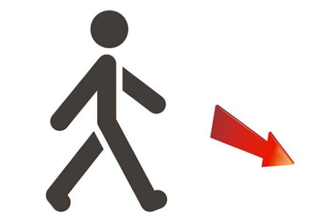 パンデミック宣言の後、世界各国で歩数の減少が見られた。原画=(C)iarada-123RF、(C)Atthidej Nimmanhaemin-123RF