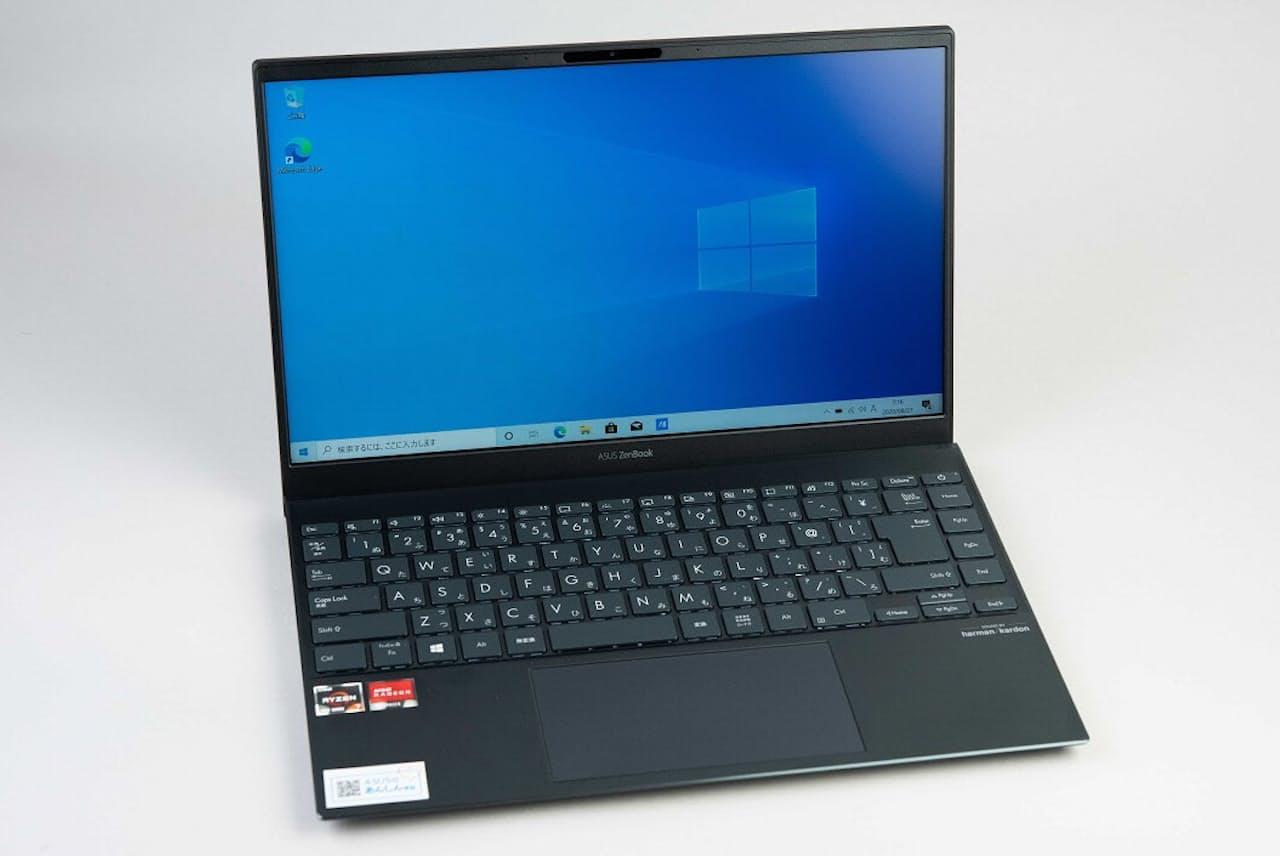 ASUSから14インチディスプレーを搭載した薄型モバイルノート「ZenBook 14」が登場した