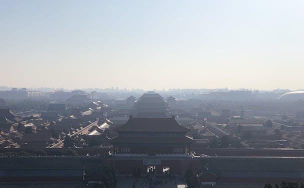 オンライン観光はニューノーマル時代の新たな旅行として定着するか(北京市の故宮博物院、筆者撮影)