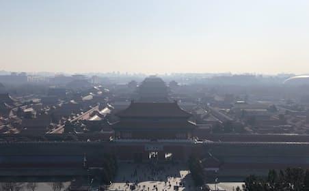 オンライン観光はニューノーマル時代の新たな観光として定着するか(北京市の故宮博物院、筆者撮影)