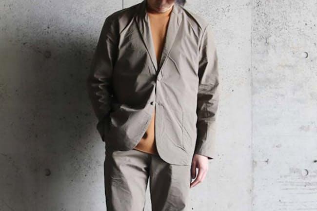 ビジネススタイルのカジュアル化が進み、「仕事で着られる」ジャケットの幅が広がっている