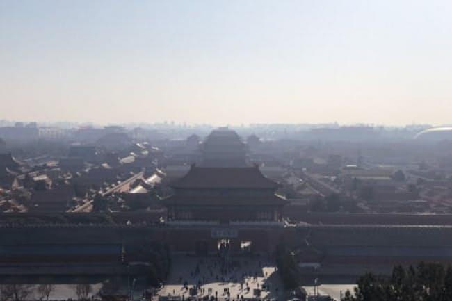 オンライン観光は新常態の新たな旅行として定着するか(北京市の故宮博物院、筆者撮影)