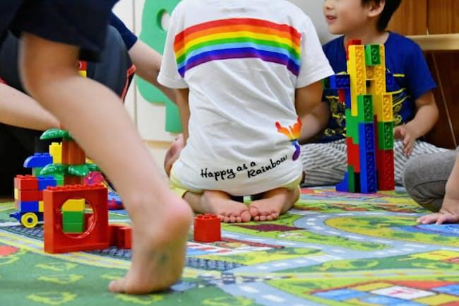 待機児童問題には地域差が大きい(写真はイメージ)