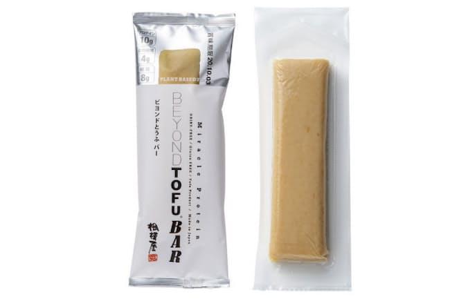 プロテインバータイプの「BEYOND TOFUBAR」(税込み170円)