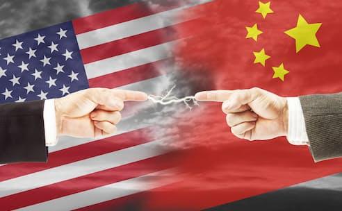 米中対立は日本企業に大きな影響を与えている。写真はイメージ