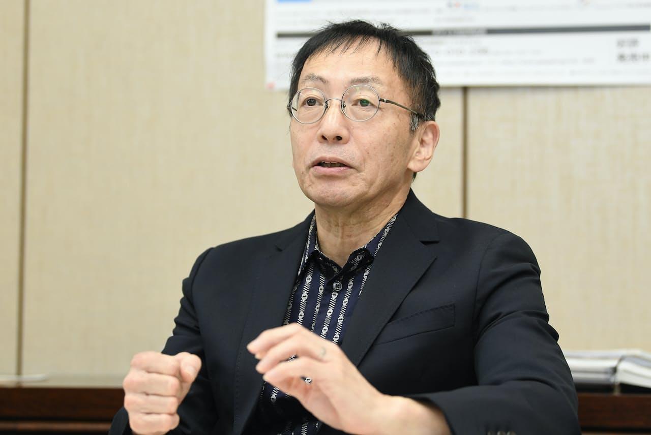 劇作家・演出家 野田秀樹氏
