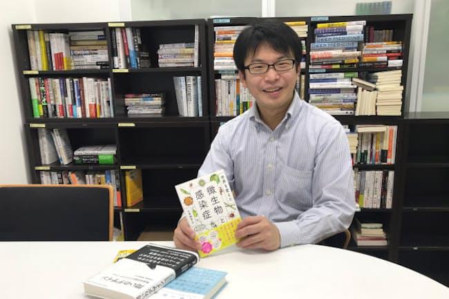 書籍ダイジェストサービスをオンラインで展開する情報工場の藤井徳久社長