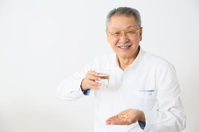 ビタミンやミネラルをサプリメントでとるのも1つのやり方(写真はイメージ=PIXTA)