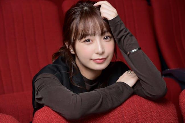フリーアナウンサーの宇垣美里さん