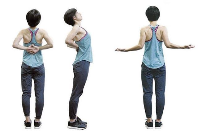 モデルは桜美林大学芸術文化学群講師・渡辺久美