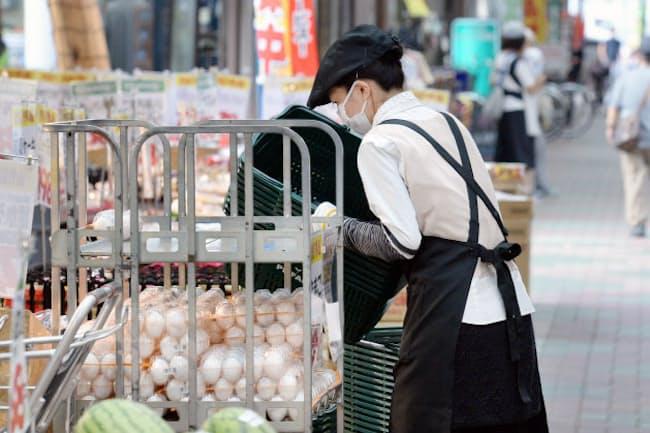 日本のパートタイム賃金水準はフルタイムの約6割にとどまる(写真はイメージ)