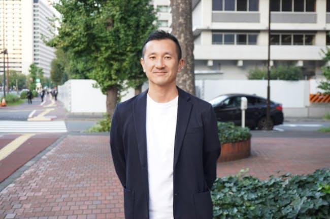 JOINSの猪尾愛隆社長は地方企業と副業人材の双方を応援している
