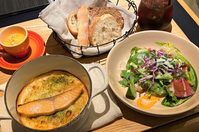 北海道食材にこだわった料理をお手ごろな価格で楽しめる
