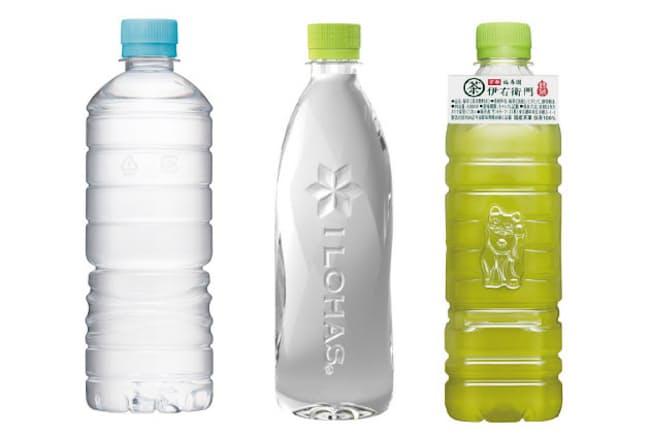 「ラベルレス」のペットボトル飲料が売り上げを伸ばしている