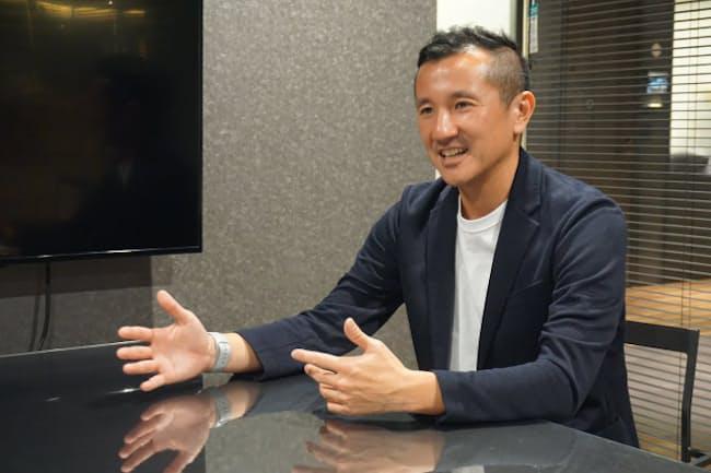 JOINSの猪尾愛隆社長は今も自ら兼業を続けている